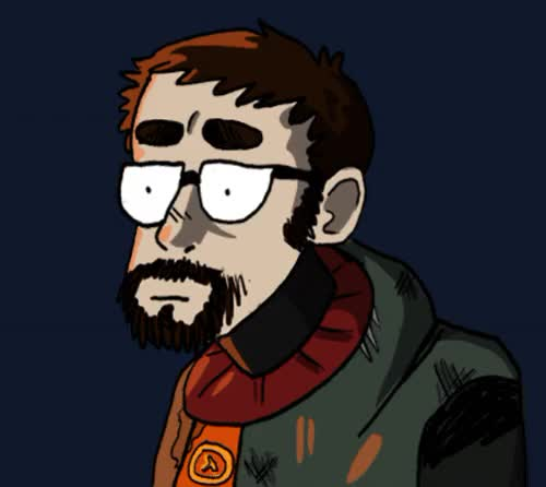 Watch and share Gordon Freeman GIFs and Zoom Lens GIFs on Gfycat