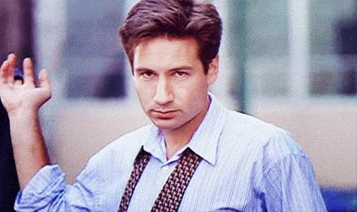 Watch and share David Duchovny GIFs and Celebrities GIFs on Gfycat