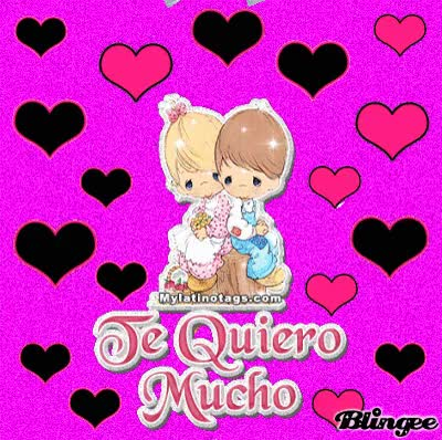 Watch and share Te Quiero Mucho Amigo GIFs on Gfycat