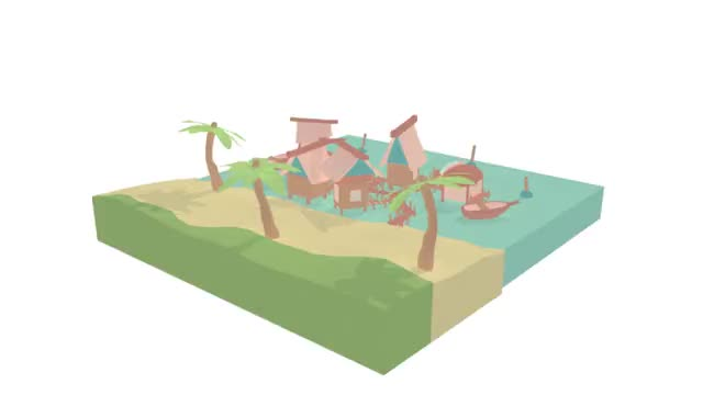 Watch and share Fishing Village 1.0185 GIFs on Gfycat