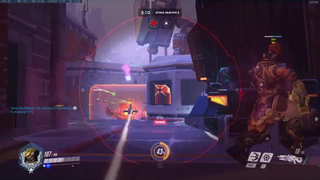 Watch and share Overwatch GIFs by asdasdv on Gfycat