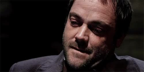 Watch Oh my goodness does everyone love Crowley so much? haha - Ca GIF on Gfycat. Discover more Mark A. Sheppard, castielle's drabbles, crowley, crowley drabble, crowley x reader, drabble, fluff, follow, hellatus 2015, iguessivebeenwinchestered, mark sheppard, request, season ten hiatus, smut, spn, spn x reader, supernatural GIFs on Gfycat