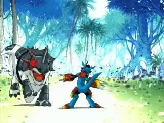 Watch Digi-Fan GIF on Gfycat. Discover more Armor Digivolve, Digimon, Digimon Adventure 02, Flamedramon, Veemon GIFs on Gfycat