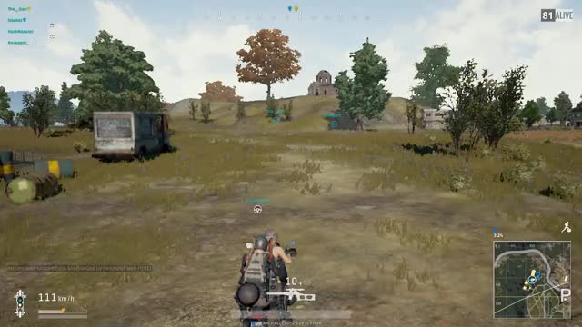Watch and share Vlc-record-2017-05-30-19h17m21s-PLAYERUNKNOWN GIFs by parappadarappa on Gfycat