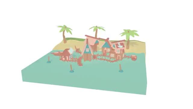 Watch and share Fishing Village 1.0038 GIFs on Gfycat