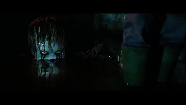 Watch IT - Official Teaser Trailer GIF on Gfycat. Discover more DuelLinks, it, stephen king GIFs on Gfycat
