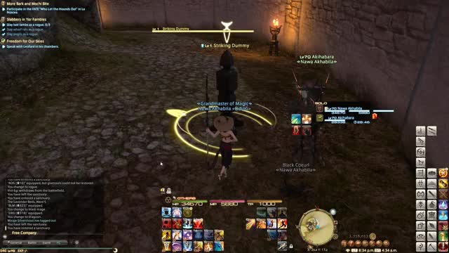 Watch and share Ffxiv GIFs by nawawaa on Gfycat