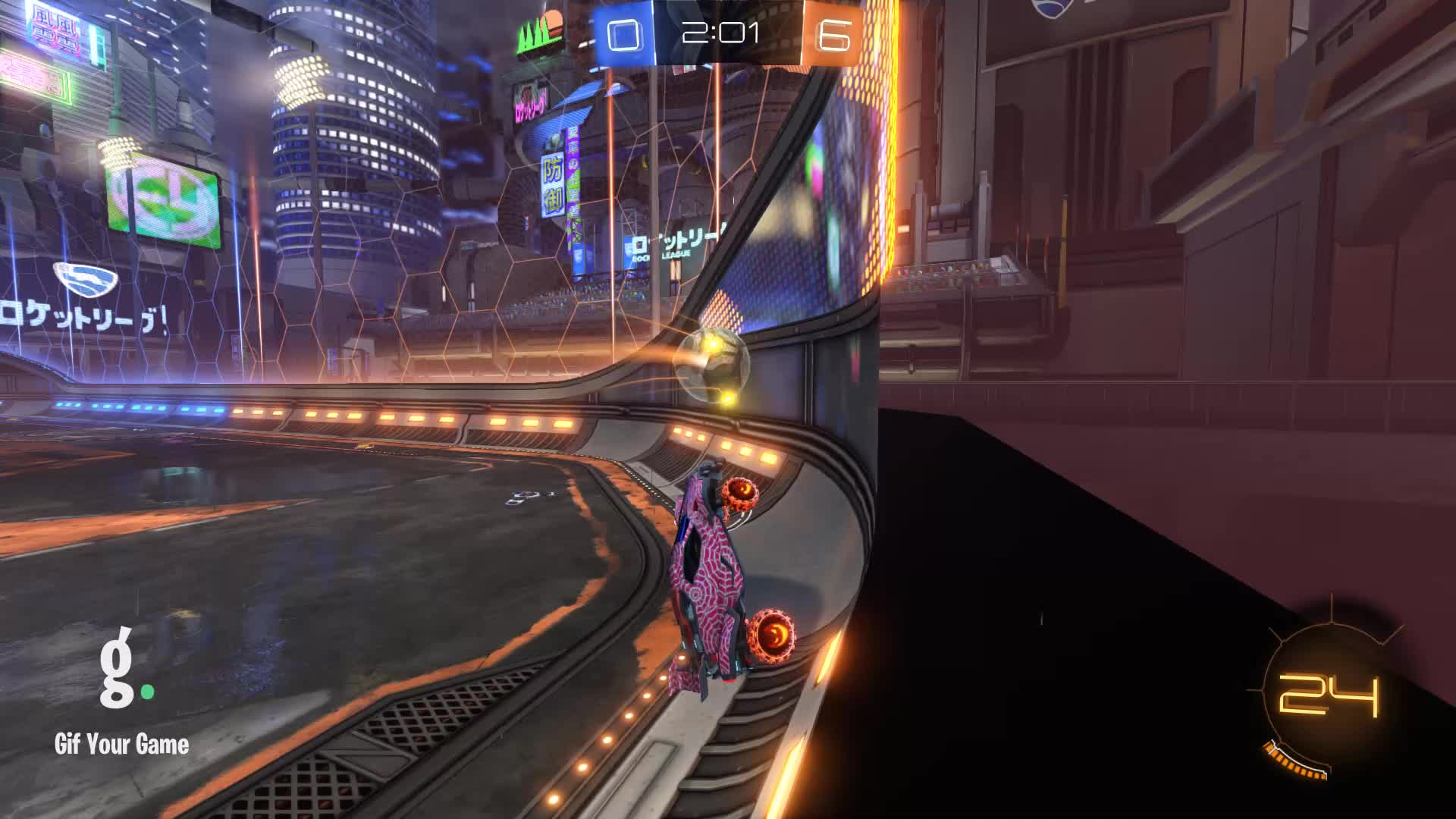 Assist, Gif Your Game, GifYourGame, ItWas...Justified, Rocket League, RocketLeague, Assist 5: ItWas...Justified GIFs