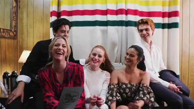 "Watch and share Co-Star Superlatives: ""Riverdale"" GIFs on Gfycat"
