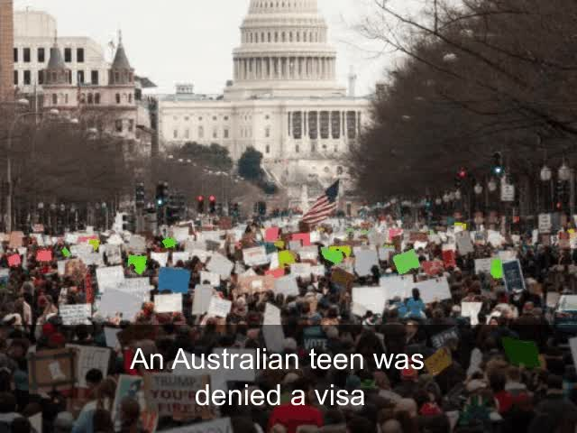 Watch Australian Teen Denied Visa For Space Camp in US Because His Parents Are From Iran GIF on Gfycat. Discover more related GIFs on Gfycat