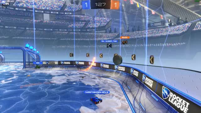 Watch and share Rocket League GIFs and Snowday GIFs on Gfycat