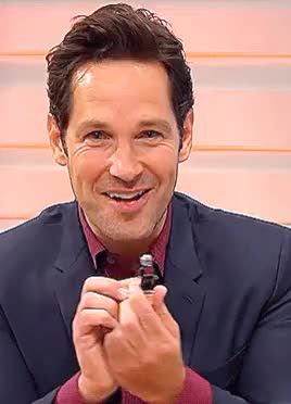 Watch this paul rudd GIF on Gfycat. Discover more edit*, gifs, interviews, marvelcastedit, paul rudd, paulruddedit, tanya* GIFs on Gfycat