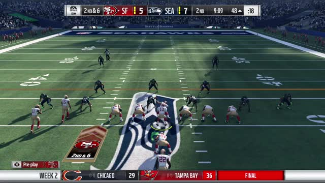 Watch Breida - s1 w2 GIF by Xbox DVR (@xboxdvr) on Gfycat. Discover more MaddenNFL18, br0wnski, xbox, xbox dvr, xbox one GIFs on Gfycat