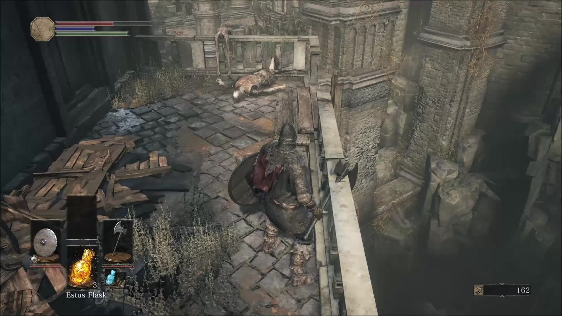 darksouls3, Double suicide GIFs
