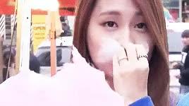 Watch and share Hirai Momo GIFs and Sixteen GIFs on Gfycat