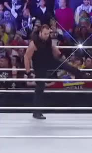 Watch and share Dean Ambrose GIFs and Seth Rollins GIFs on Gfycat