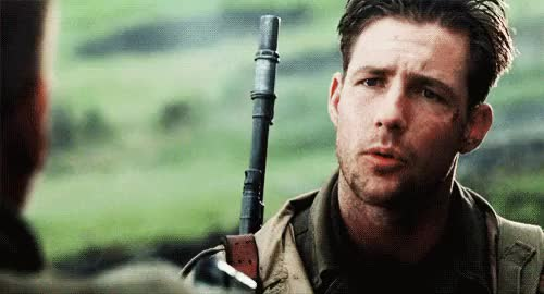 Watch and share Saving Private Ryan GIFs and Edward Burns GIFs on Gfycat