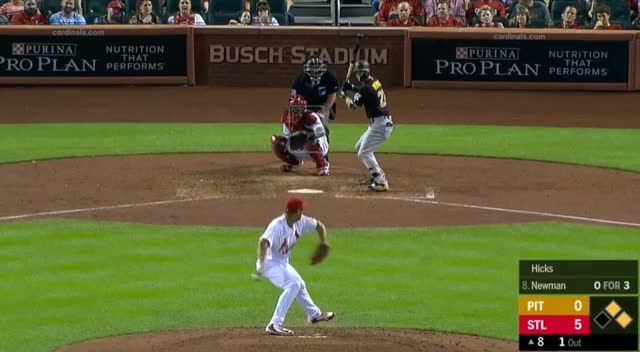 Watch and share Jordan Hicks GIFs and Cardinals GIFs by Pitcher Giffer on Gfycat