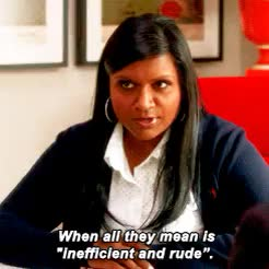 Watch and share The Mindy Project GIFs and Mindy Kaling GIFs on Gfycat
