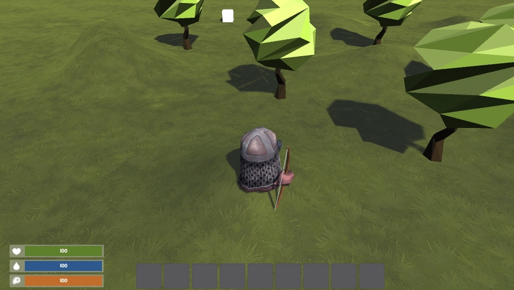 unity3d, Just wanted to shoot an arrow - Whoops! (reddit) GIFs
