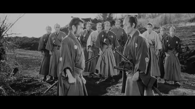 Watch and share Akira Kurosawa GIFs and Seven Samurai GIFs on Gfycat