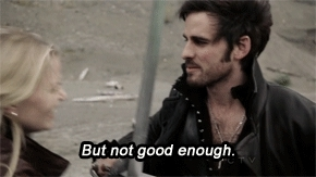 captain hook, captain swan, colin o'donoghue, good form, killian jones, my gifs, my posts, once upon a time, ouat, ouat 2x09, ouat 3x05, We understand each other. GIFs