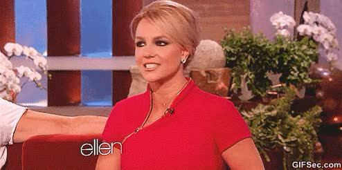 Watch and share Britney's Disgusted Face. GIFs by Reactions on Gfycat