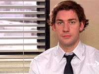 Watch and share John Krasinski GIFs on Gfycat