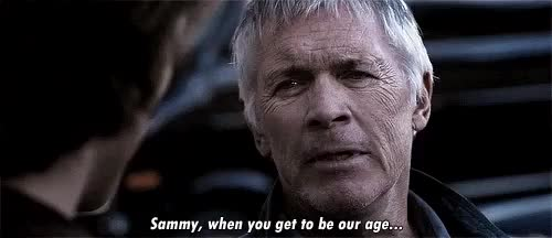 Watch Growing old with the Winchesters GIF on Gfycat. Discover more related GIFs on Gfycat