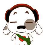 Watch Hippie dog best emoticons GIF on Gfycat. Discover more animated, dog emoji, dog emoticons, sticker, transparent GIFs on Gfycat