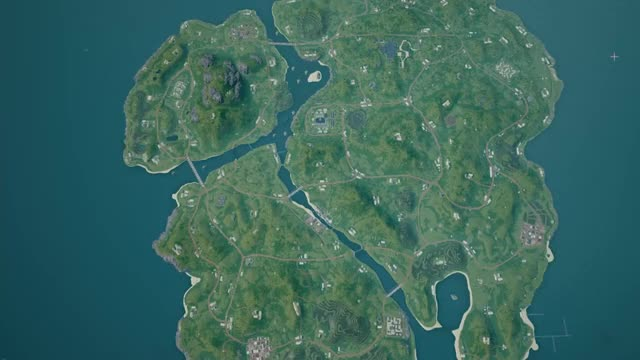 Watch and share 4x4 Map Pubg  GIFs by skeletondude on Gfycat