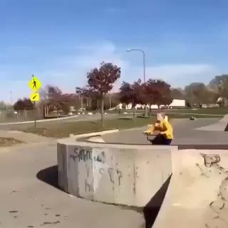 Watch and share What Could Go Wrong GIFs and Biking GIFs by polin0000 on Gfycat