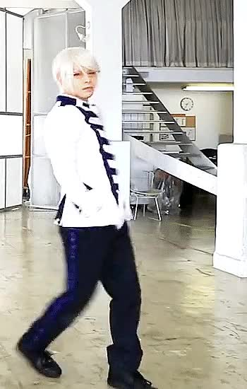 """Watch and share Hypophysis: """" """" +♂(プラス男子) """" Sou Izumi Being Suave And Adorable """" GIFs on Gfycat"""