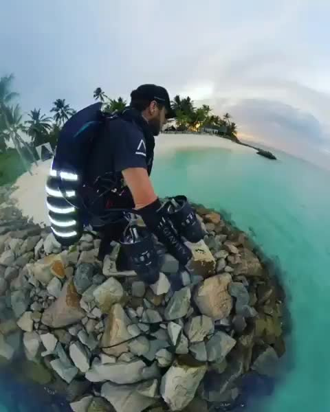 Watch and share Amazing Jetsuit GIFs on Gfycat