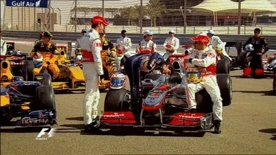 formula1gifs, May as well make it obvious eh Mark? (reddit) GIFs