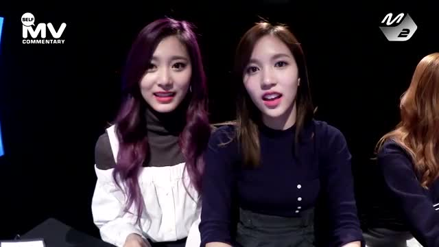 Watch 161109 MV Commentary MiTzu GIF by The Angry Camel (@theangrycamel) on Gfycat. Discover more Mina, Twice, kpics, kpop GIFs on Gfycat