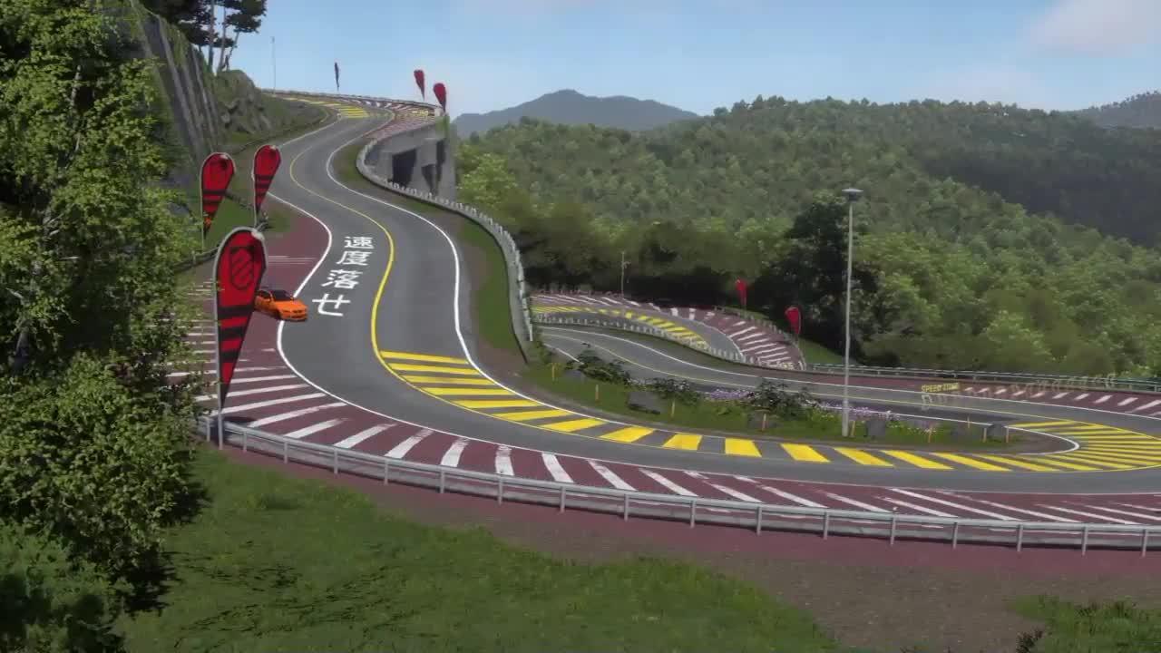 DRIVECLUB, Playstation 4, drift, Driveclub - Drift in Japan GIFs