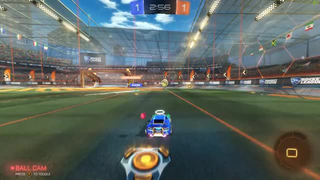 Watch No boost? No problem! GIF by Cody Davis (@breakdown) on Gfycat. Discover more RocketLeague GIFs on Gfycat