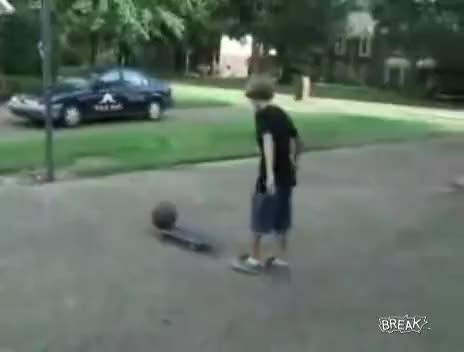Watch and share Basketball GIFs and Skateboard GIFs on Gfycat