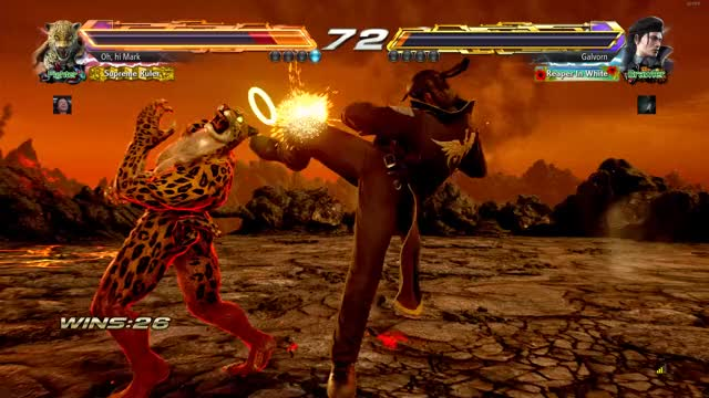 Watch and share Tekken 7 Slowmo GIFs on Gfycat