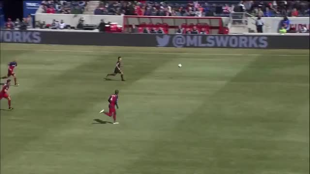 Watch and share Benoit Cheyrou Goal Vs. Chicago Fire GIFs by rook416 on Gfycat