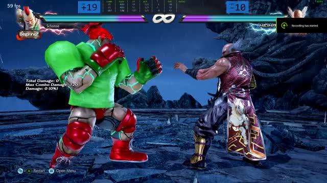Watch and share Tekken 7 2018.12.26 - 02.32.21.72 GIFs on Gfycat
