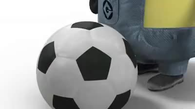 Watch and share Football GIFs and Minions GIFs on Gfycat