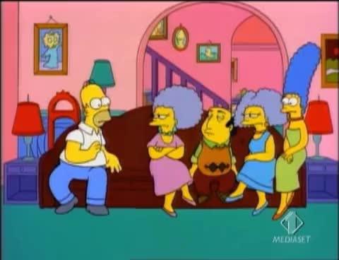 Watch and share Tumbleweed Simpson GIFs on Gfycat