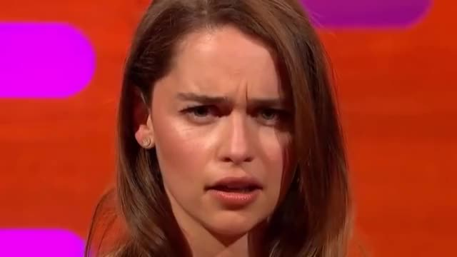 Watch this emilia clarke GIF by GIF Queen (@ioanna) on Gfycat. Discover more clarke, emilia, emilia clarke, eye, eyebrows, flirt, game, got, graham, hot, love, make, norton, out, sex, sexy, show, thrones GIFs on Gfycat
