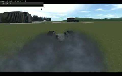 Watch Flip-Proof Tank GIF on Gfycat. Discover more kerbalspaceprogram GIFs on Gfycat