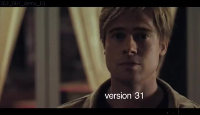 Watch brad pitt GIF on Gfycat. Discover more F/X, VFX, compositing, effects, history, special, visual GIFs on Gfycat