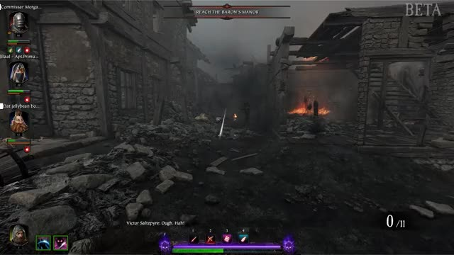Watch and share Warhammer Vermintide 2 GIFs by zareni on Gfycat