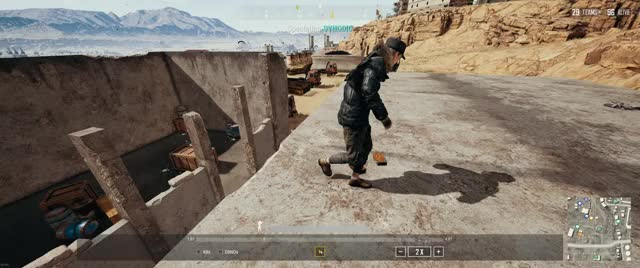 Watch and share PLAYERUNKNOWN'S BATTLEGROUNDS 05.03.2018 - 19.53.17.01 GIFs on Gfycat