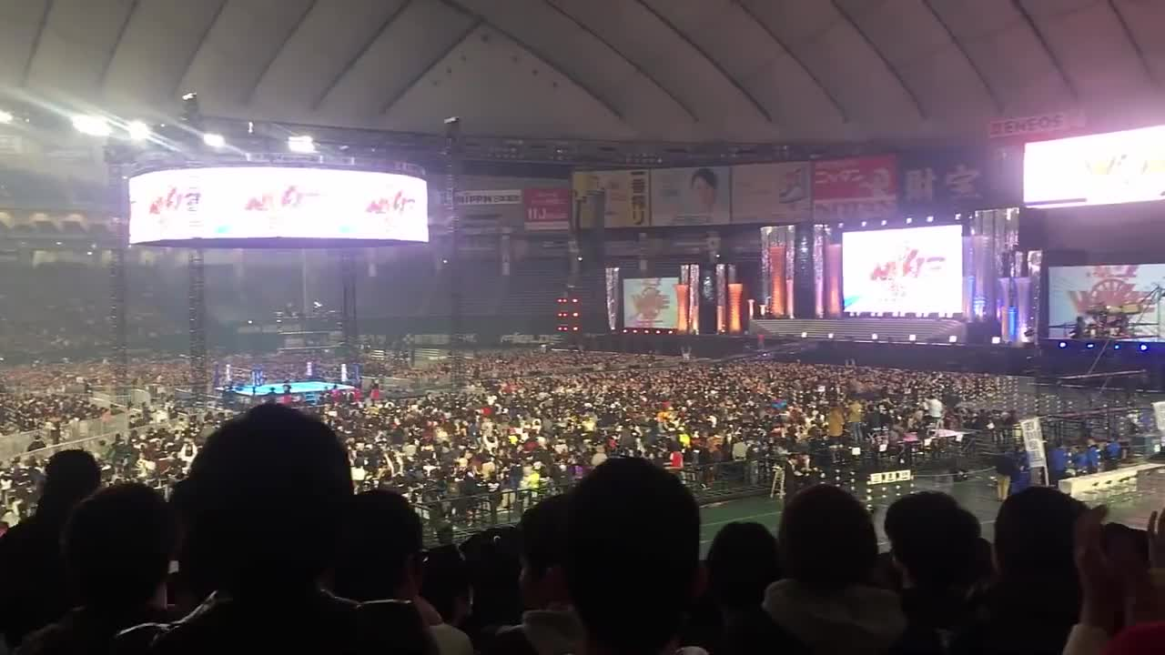 Cody, Entrance, Figures, Japan, Mattel, NJPW, raw, smackdown, toys, trip, wrestling, wwe, NJPW WrestleKingdom 12 VLOG | Japan Wrestling Trip GIFs